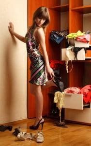 high heels passen auch zu individuellen outfits