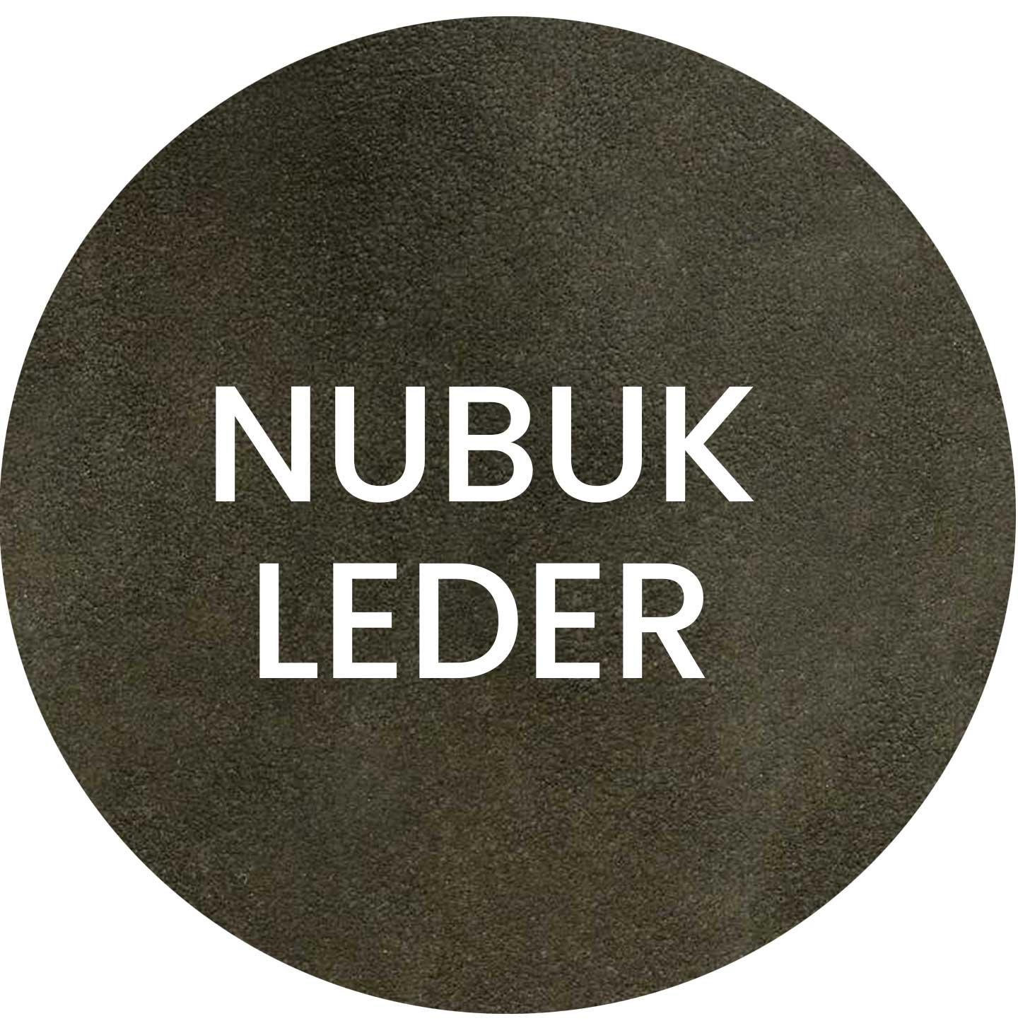 Nubuk-Leder
